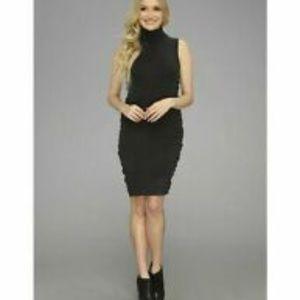 Calvin Klein Turtleneck Sleeveless Dress XL NWT